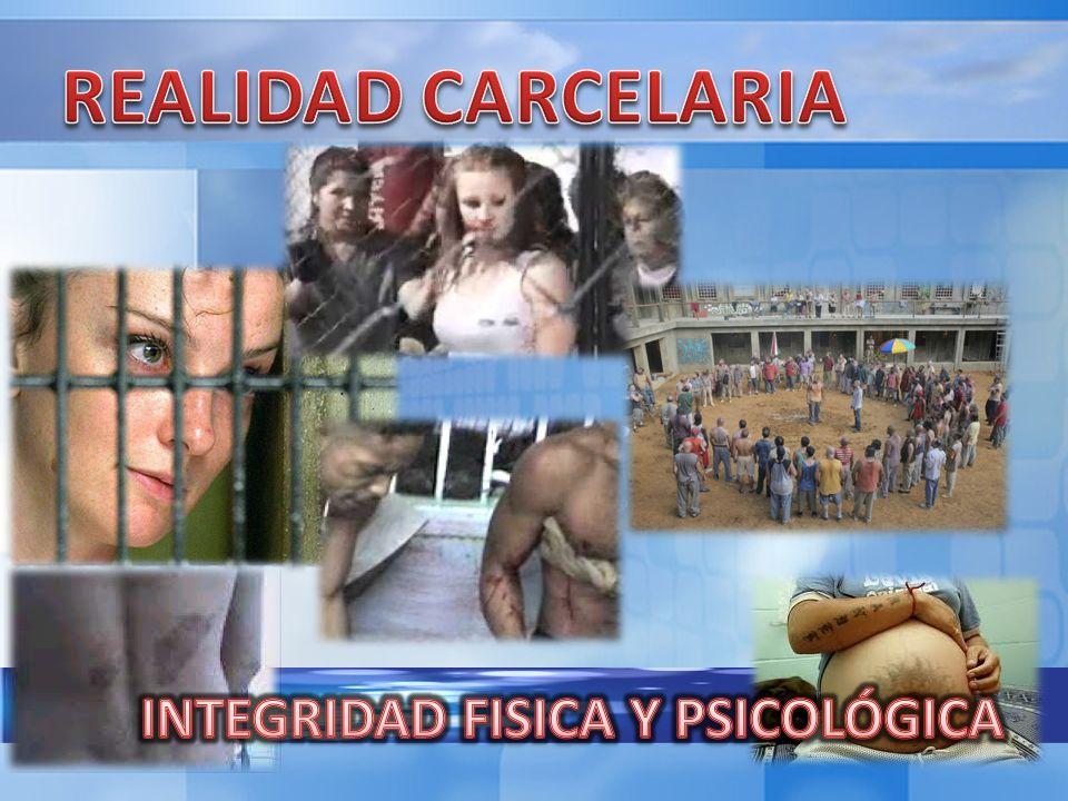 INTEGRIDAD FISICA Y PSICOLÓGICA