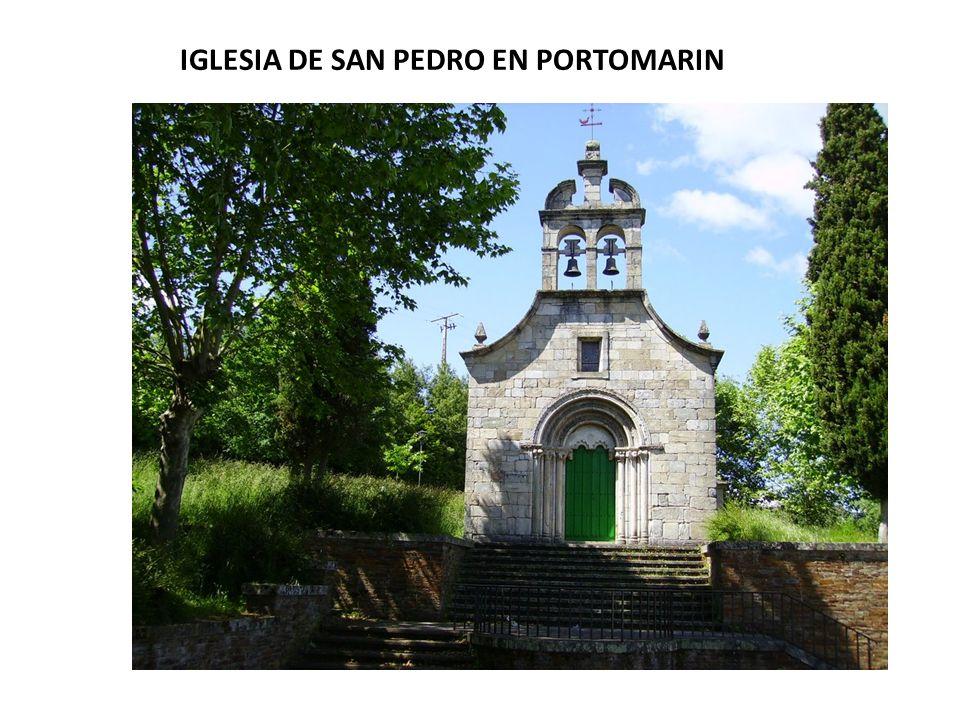 IGLESIA DE SAN PEDRO EN PORTOMARIN