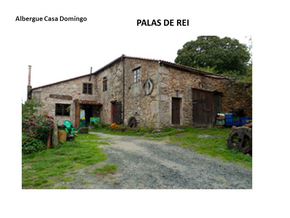 Albergue Casa Domingo PALAS DE REI