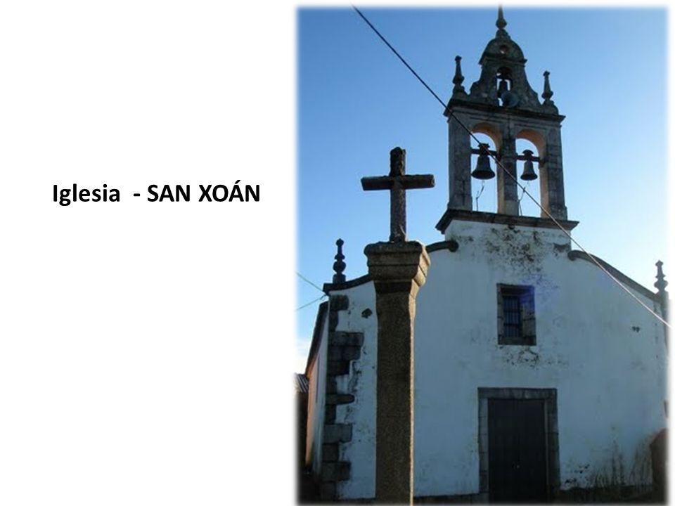 Iglesia - SAN XOÁN