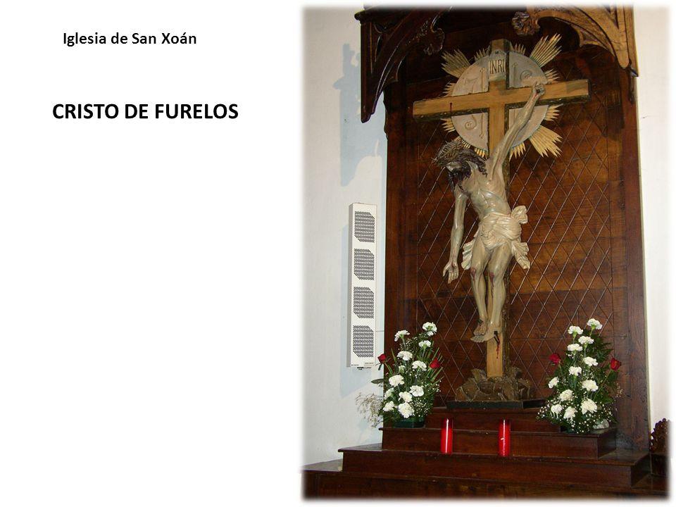 Iglesia de San Xoán CRISTO DE FURELOS