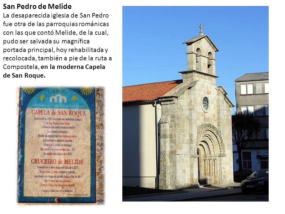 San Pedro de Melide