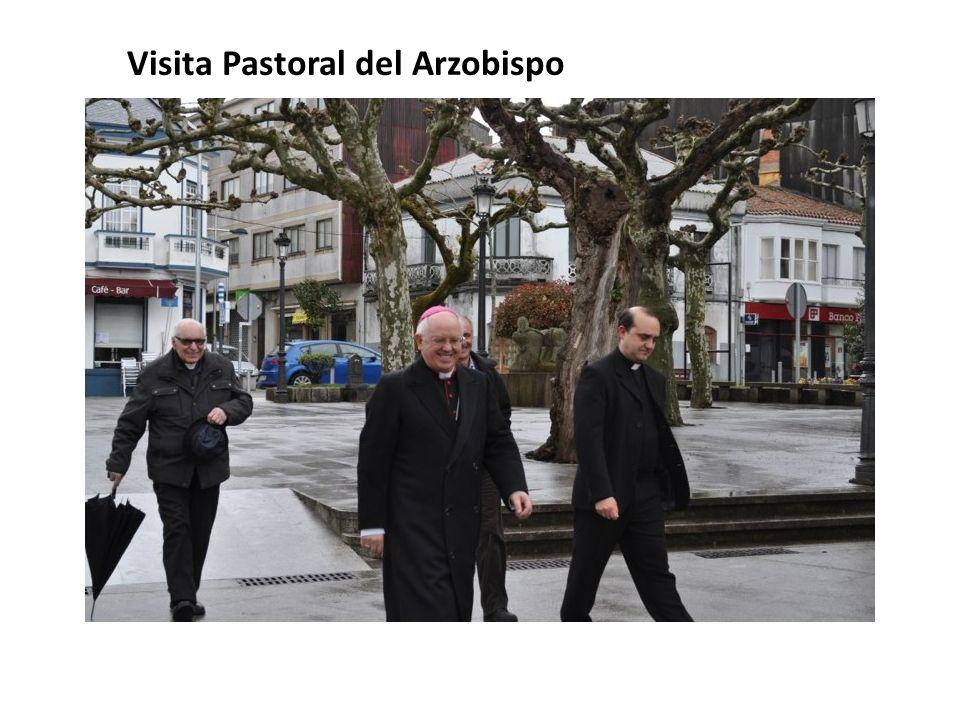Visita Pastoral del Arzobispo