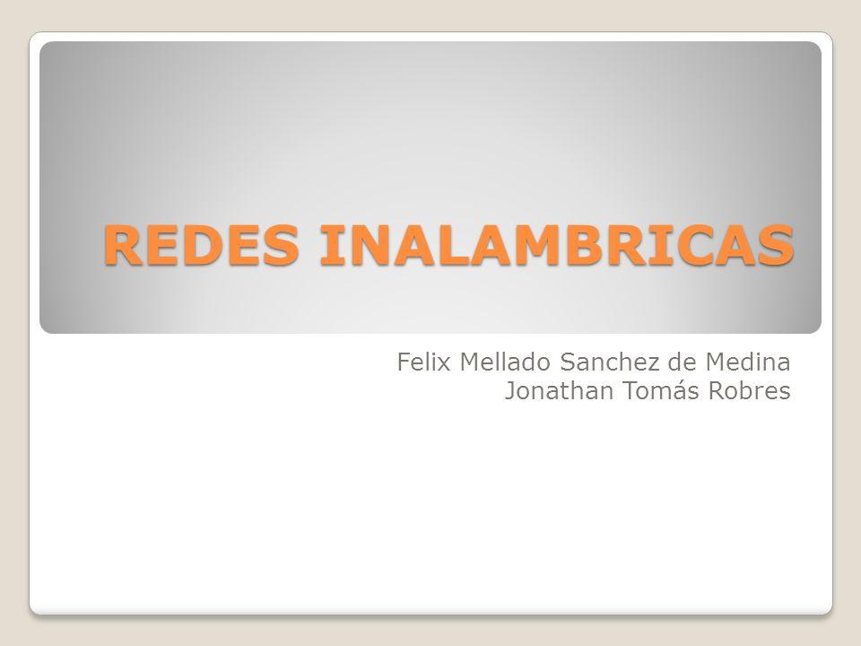 Felix Mellado Sanchez de Medina Jonathan Tomás Robres