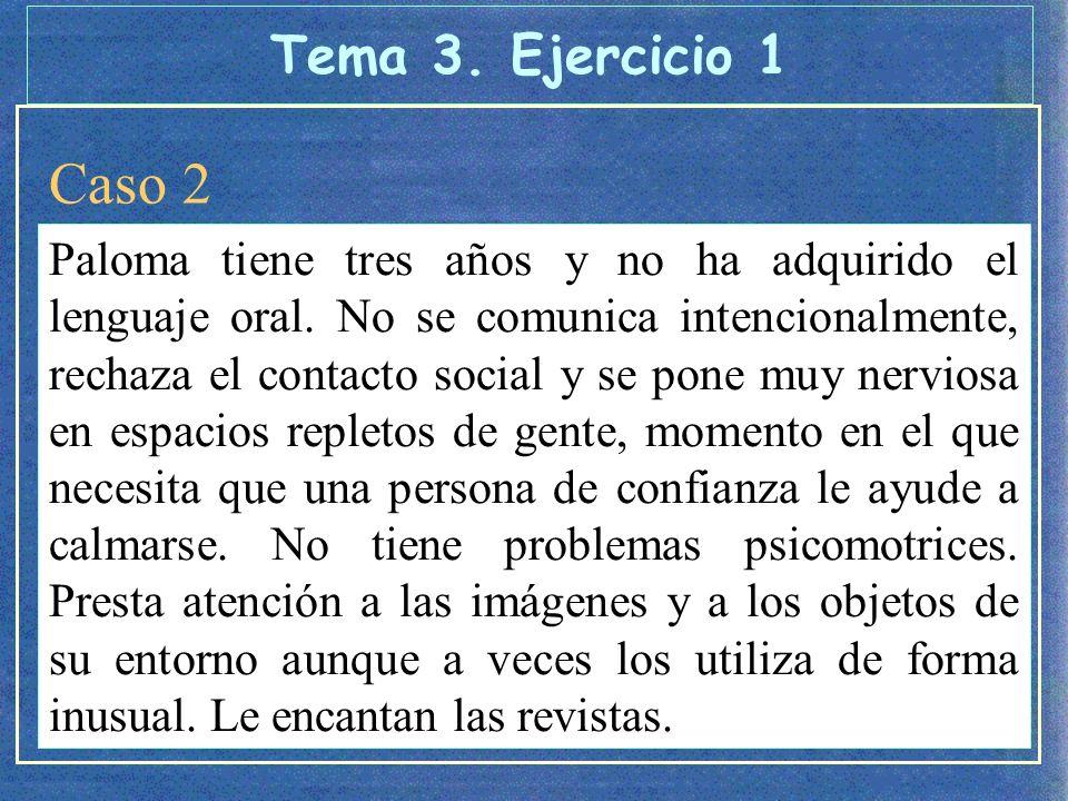 Tema 3. Ejercicio 1 Caso 2.