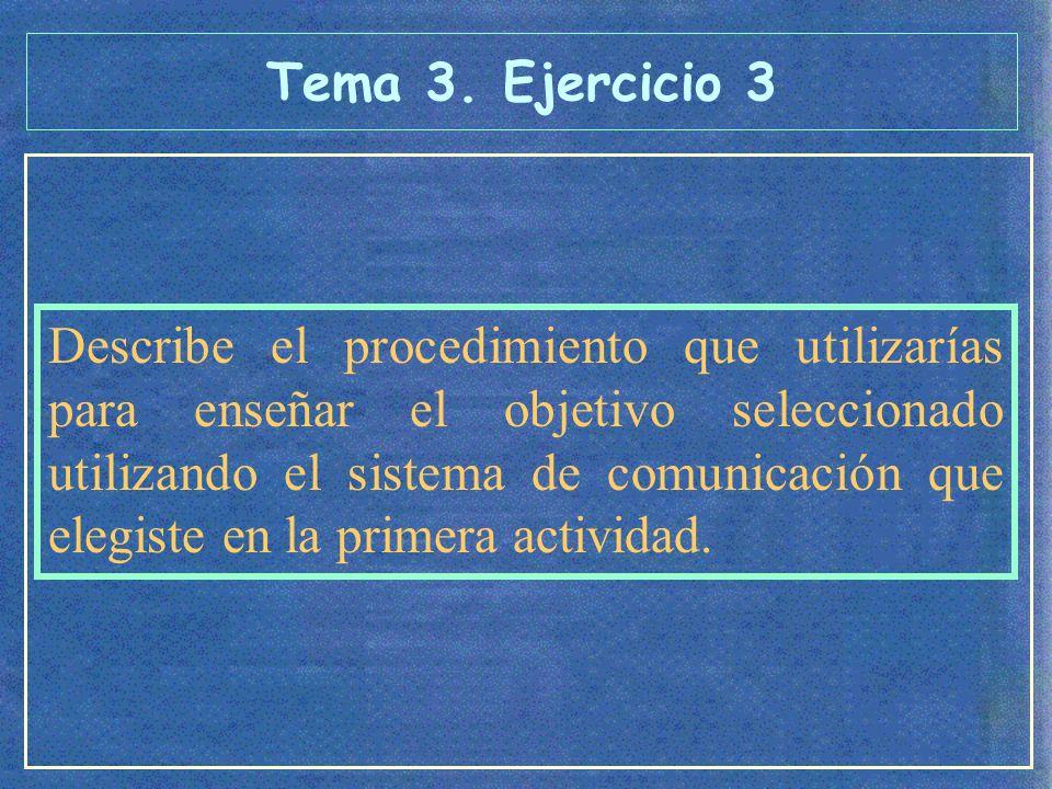 Tema 3. Ejercicio 3