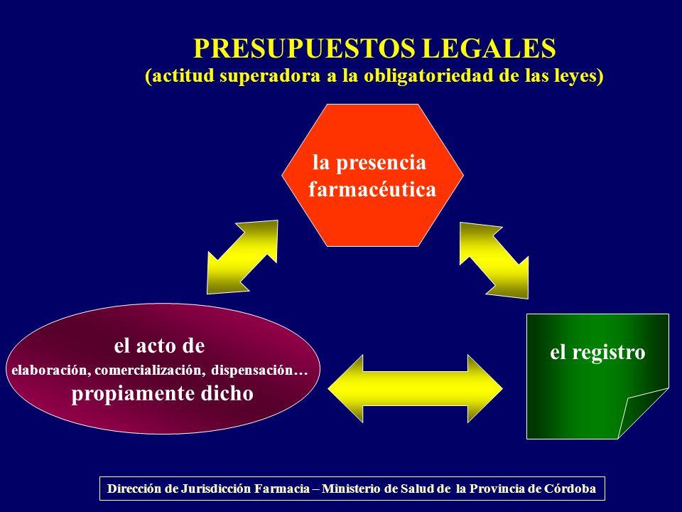 (actitud superadora a la obligatoriedad de las leyes)