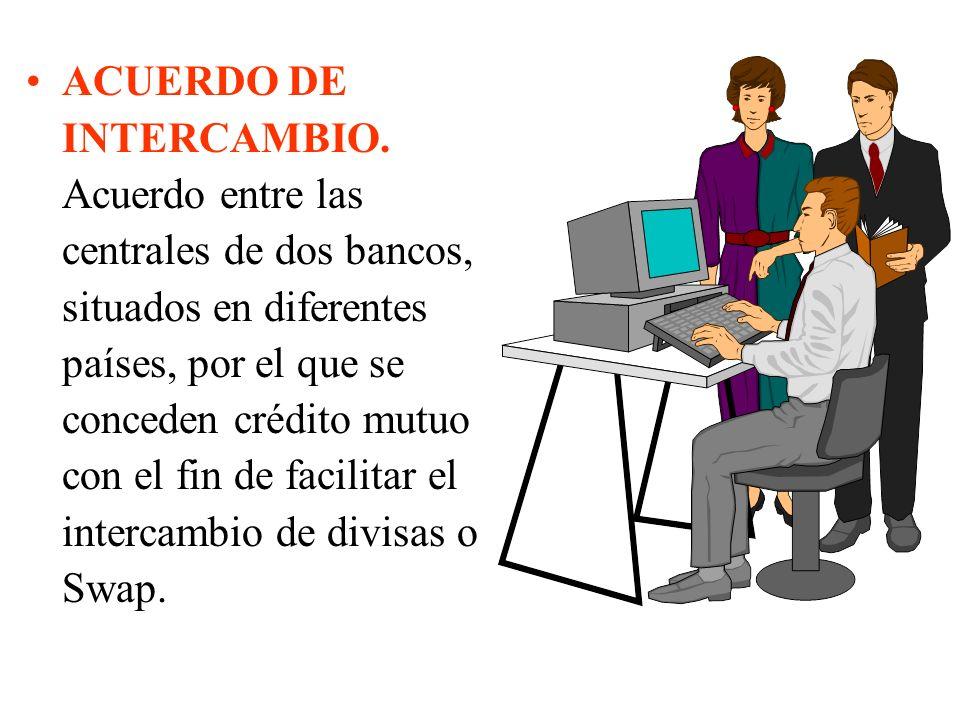 ACUERDO DE INTERCAMBIO