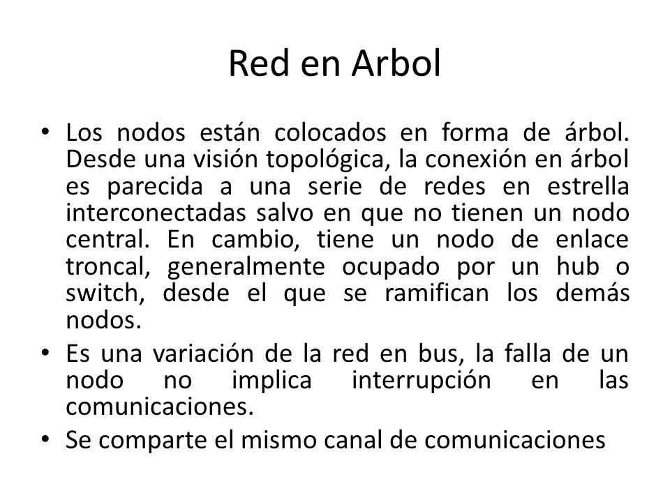 Red en Arbol