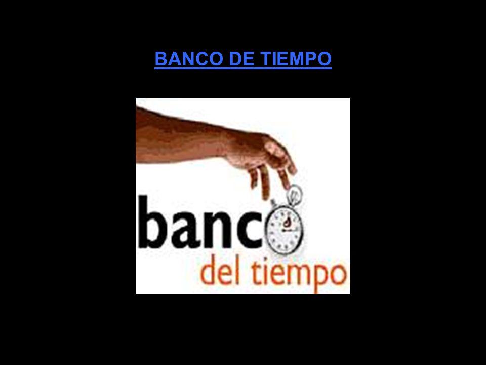 BANCO DE TIEMPO