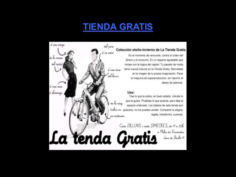 TIENDA GRATIS