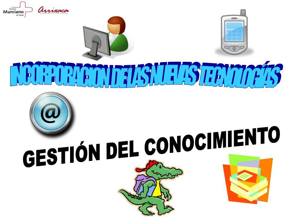 INCORPORACION DE LAS NUEVAS TECNOLOGÍAS