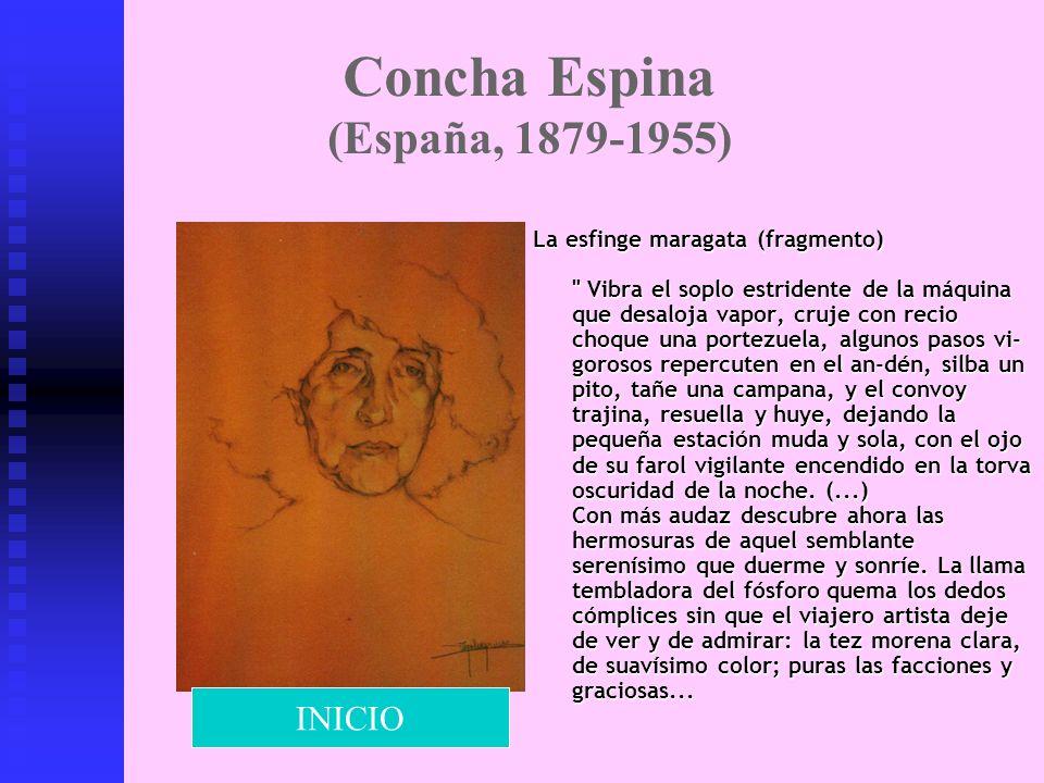 Concha Espina (España, 1879-1955)