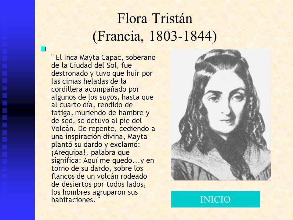 Flora Tristán (Francia, 1803-1844)