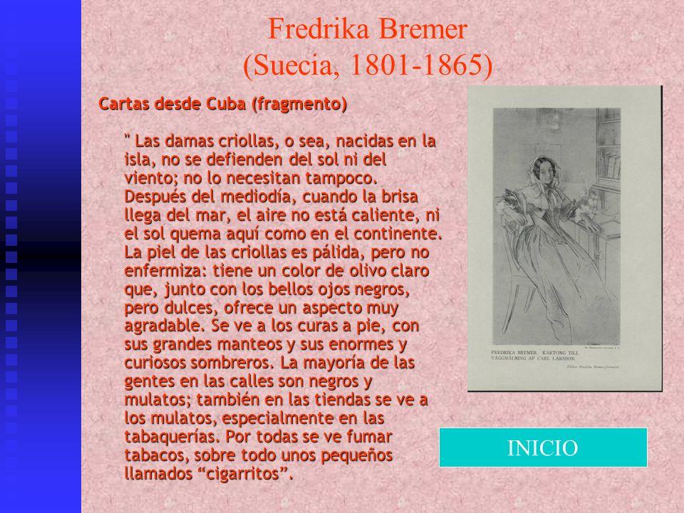 Fredrika Bremer (Suecia, 1801-1865)