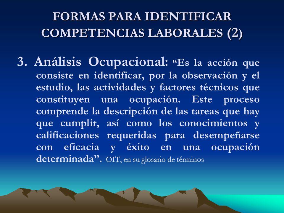 FORMAS PARA IDENTIFICAR COMPETENCIAS LABORALES (2)