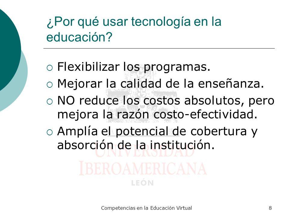 ¿Por qué usar tecnología en la educación