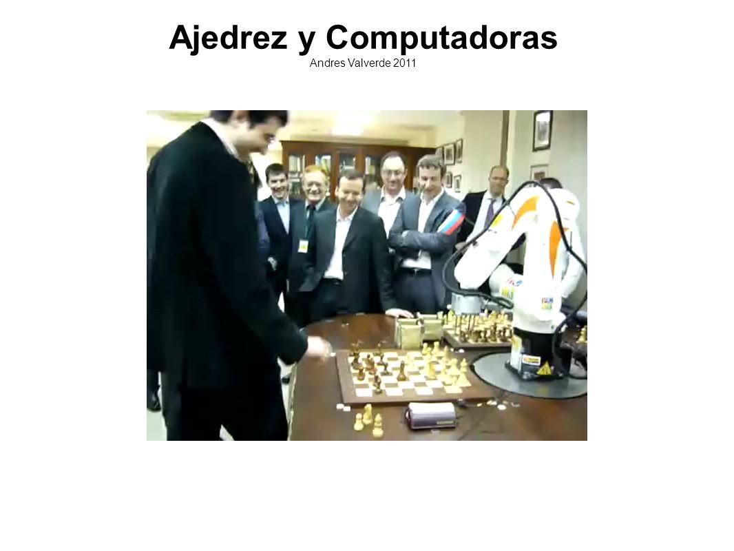 Ajedrez y Computadoras