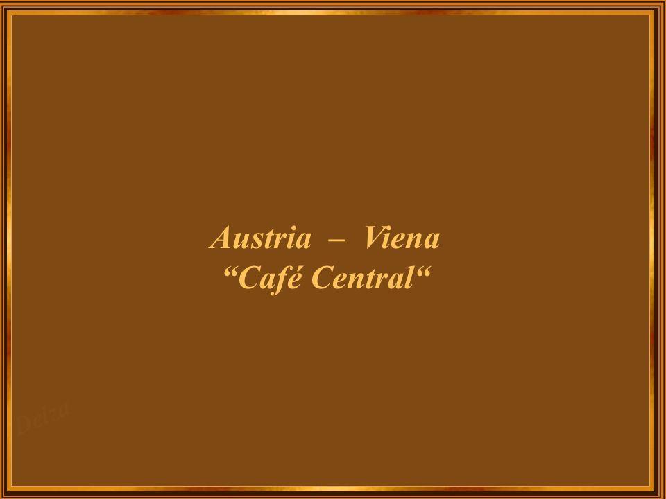 Austria – Viena Café Central
