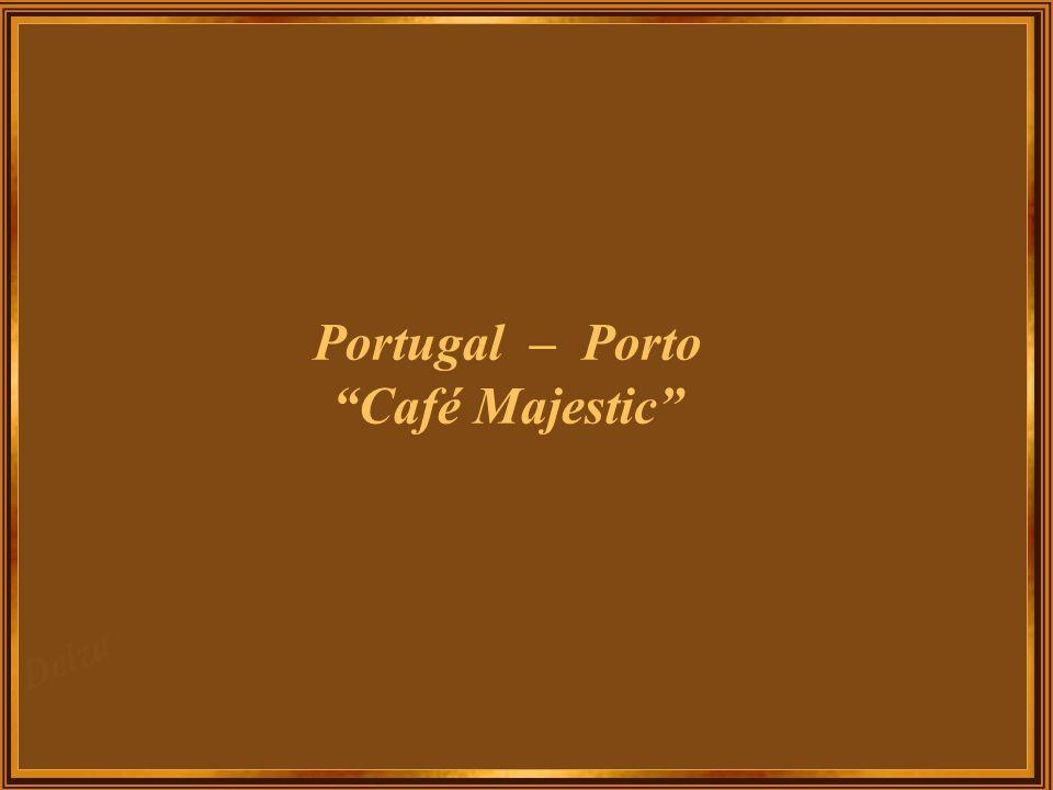 Portugal – Porto Café Majestic