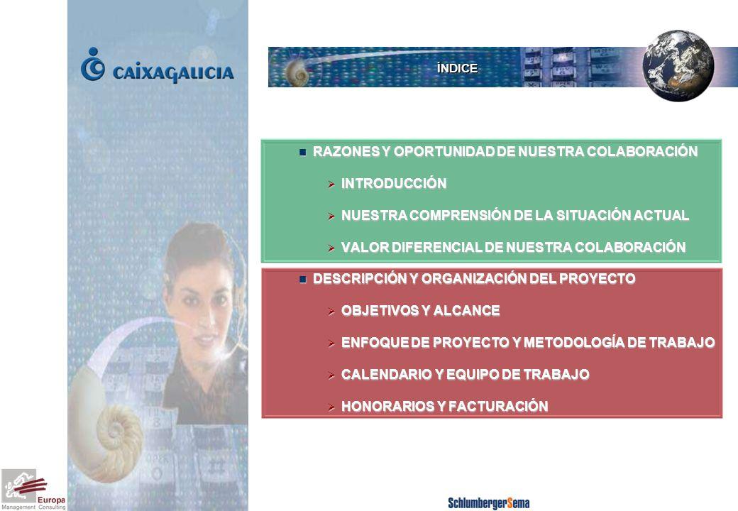 RAZONES Y OPORTUNIDAD DE NUESTRA COLABORACIÓN INTRODUCCIÓN