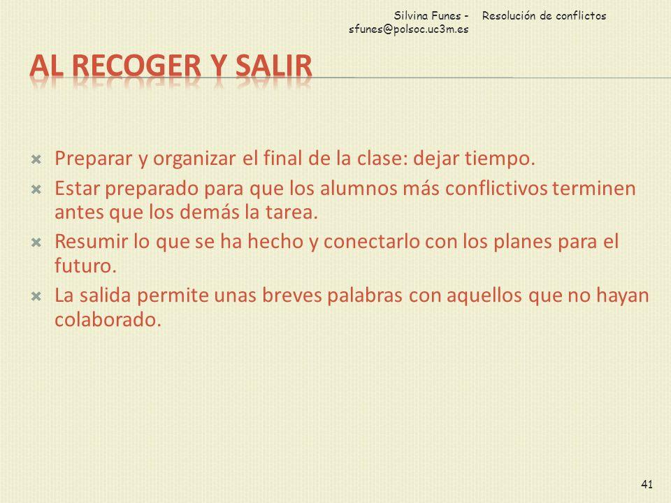 Silvina Funes - sfunes@polsoc.uc3m.es