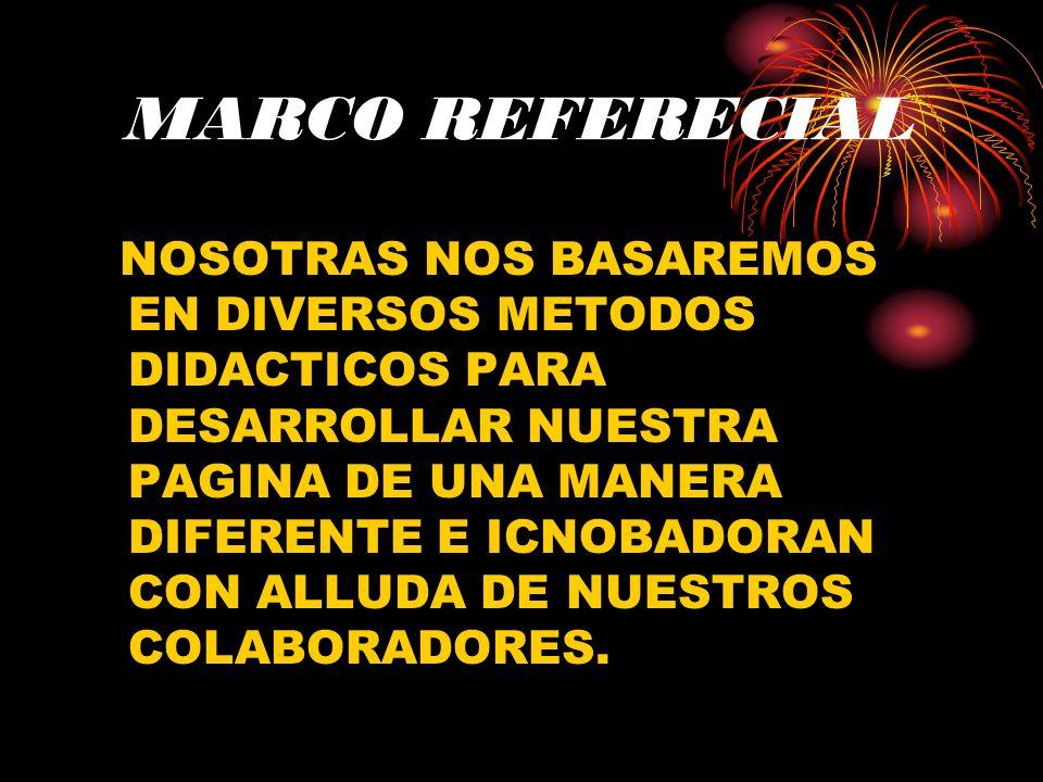 MARCO REFERECIAL