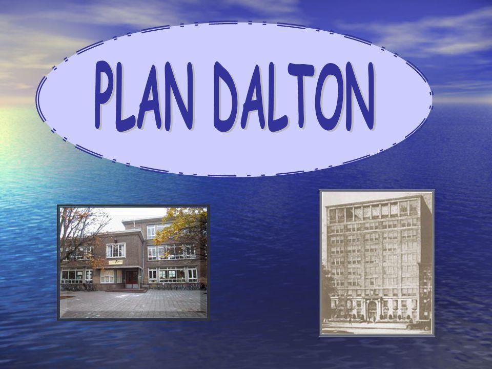 PLAN DALTON