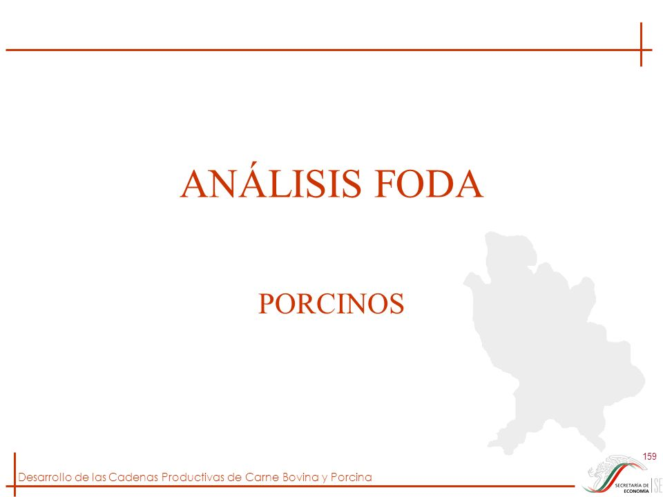 ANÁLISIS FODA PORCINOS
