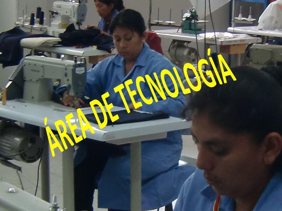 ÁREA DE TECNOLOGÍA
