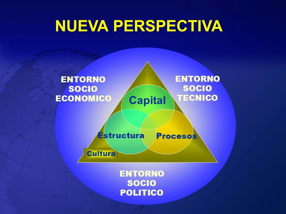 NUEVA PERSPECTIVA Capital ENTORNO ENTORNO SOCIO SOCIO ECONOMICO