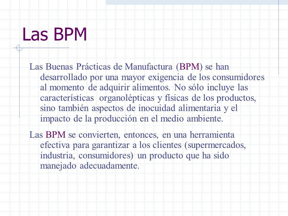 Las BPM