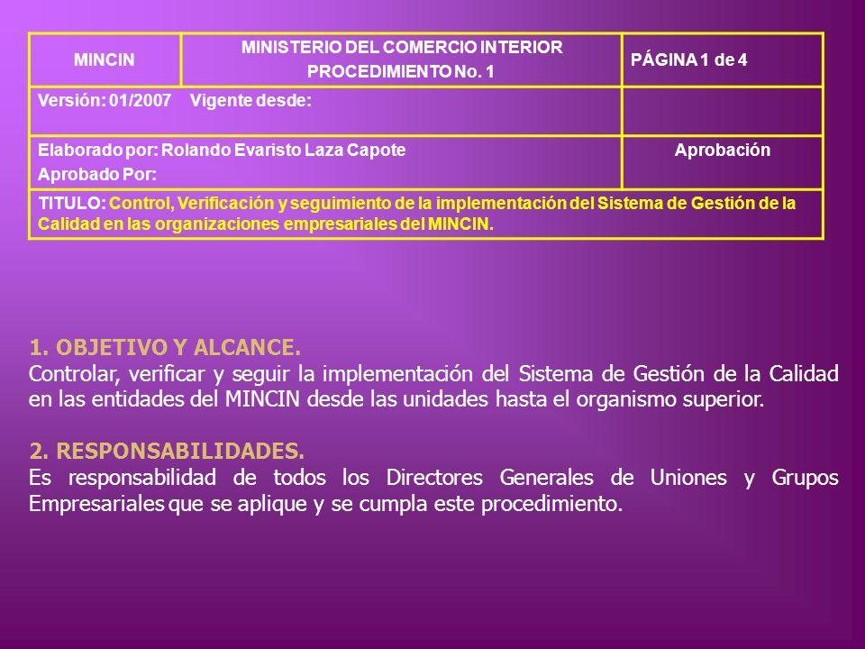 gestion de la calidad ppt descargar On pagina de ministerio del interior