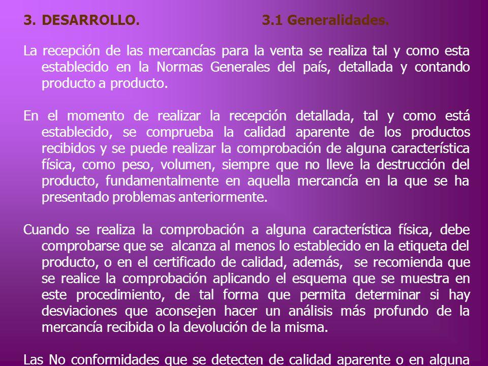 DESARROLLO. 3.1 Generalidades.