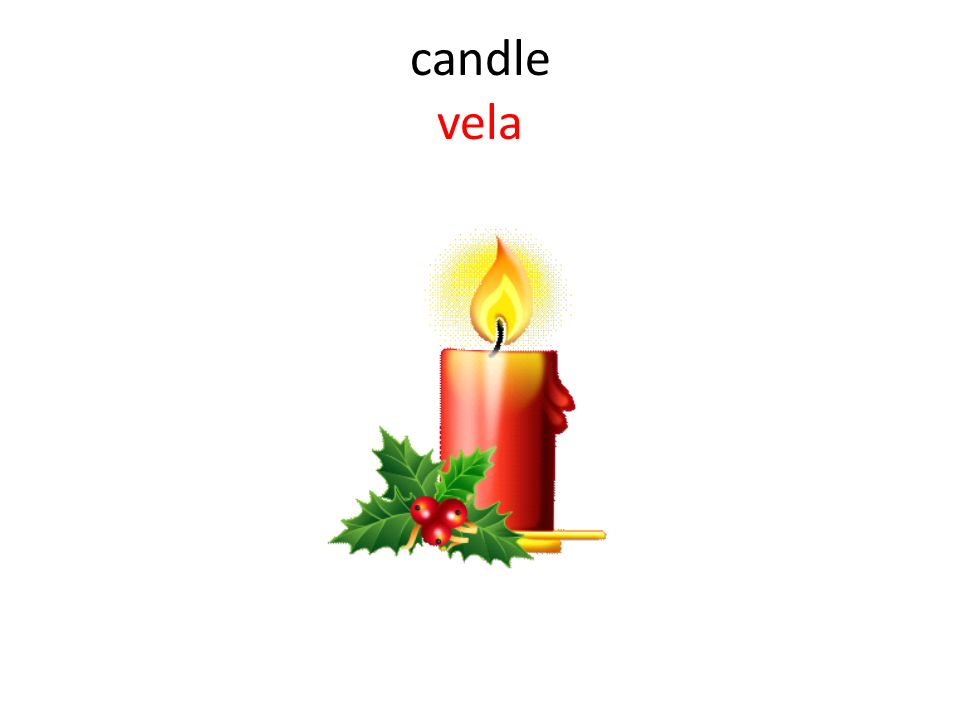 candle vela