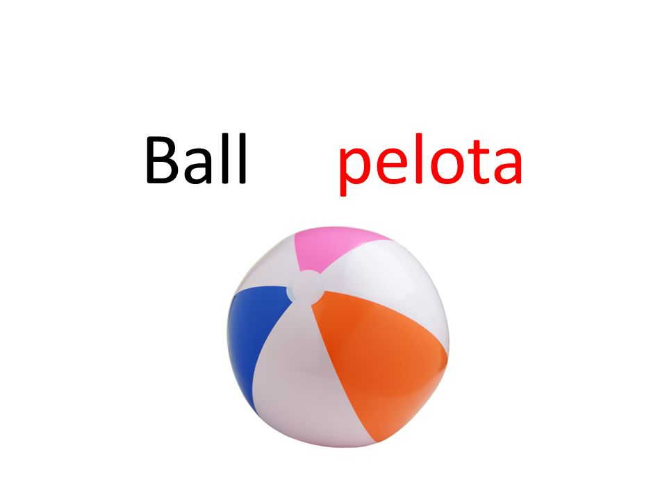Ball pelota