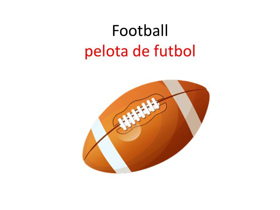 Football pelota de futbol