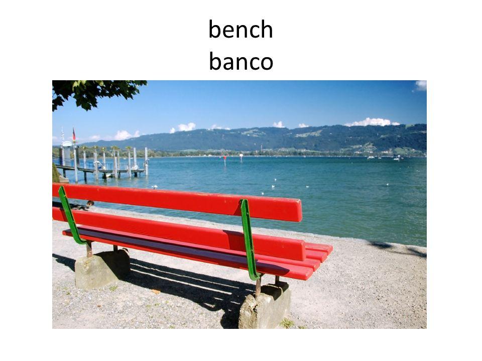 bench banco