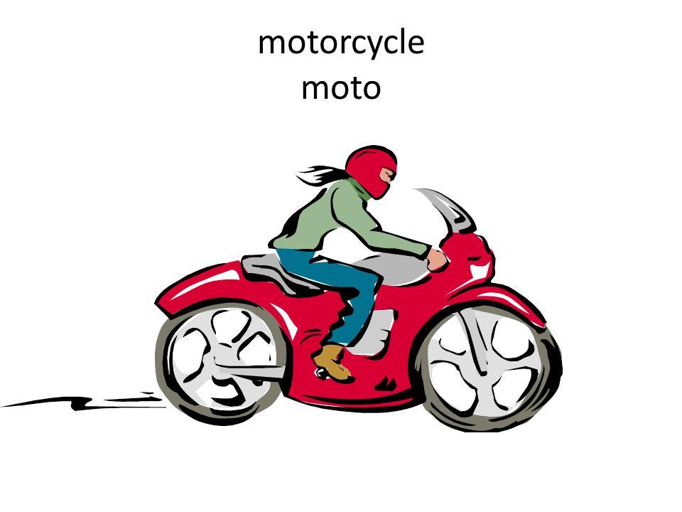 motorcycle moto
