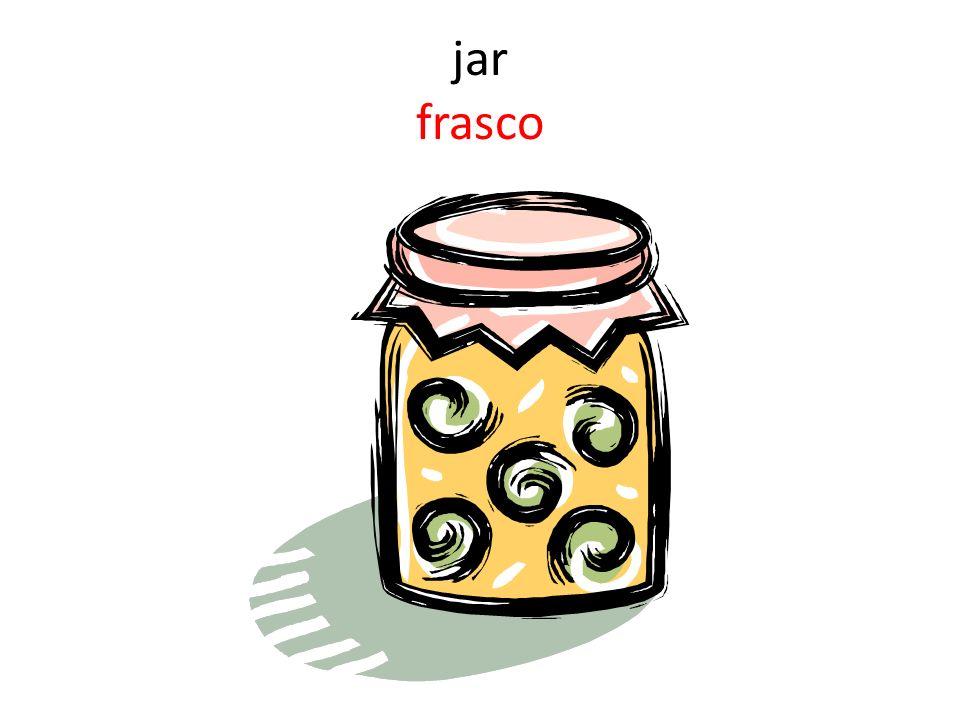 jar frasco