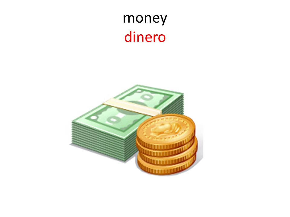 money dinero