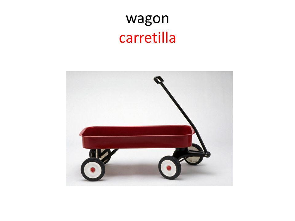 wagon carretilla