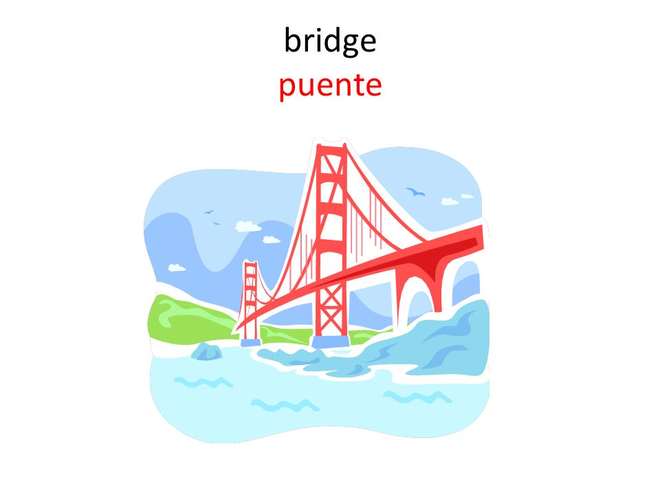 bridge puente
