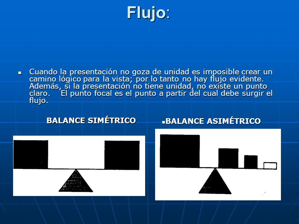 Flujo:
