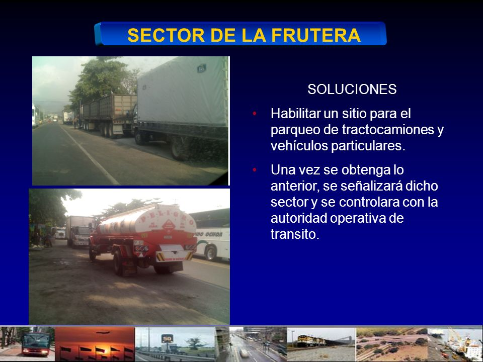 SECTOR DE LA FRUTERA SOLUCIONES