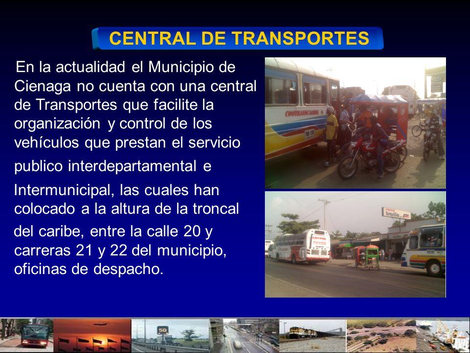 CENTRAL DE TRANSPORTES