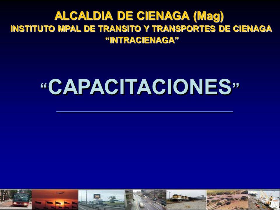 CAPACITACIONES ALCALDIA DE CIENAGA (Mag)