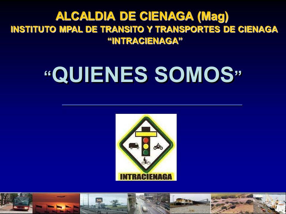 QUIENES SOMOS ALCALDIA DE CIENAGA (Mag)