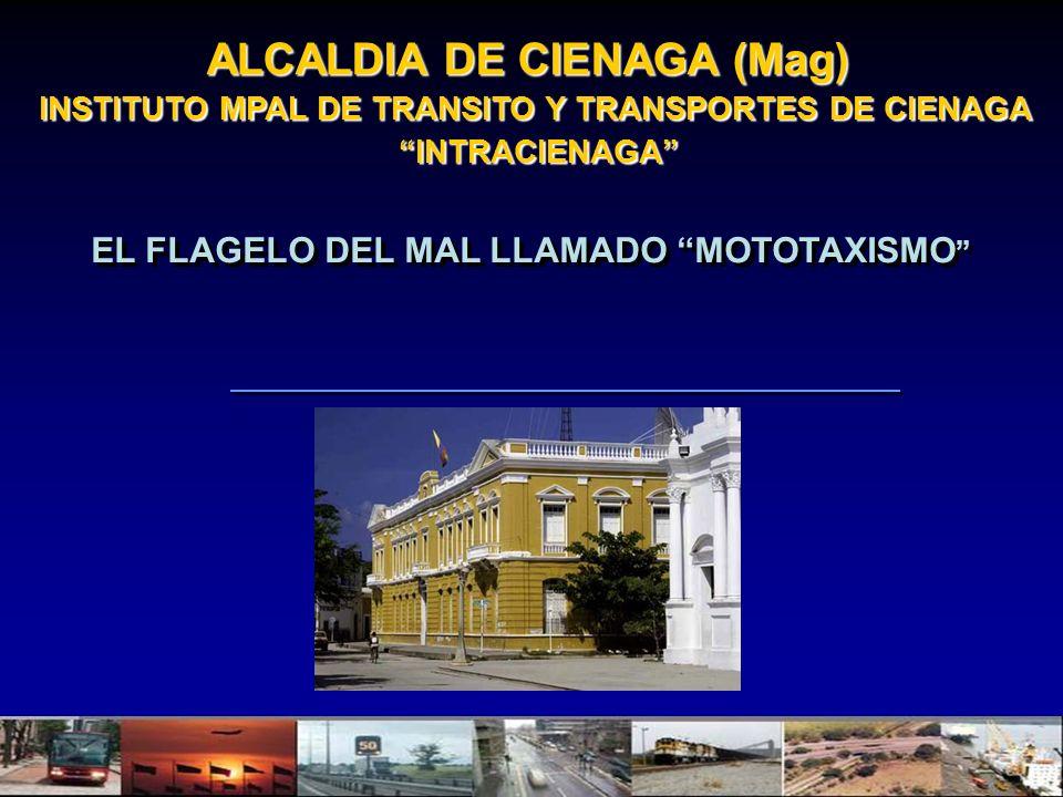 ALCALDIA DE CIENAGA (Mag)