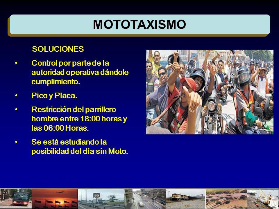 MOTOTAXISMO SOLUCIONES